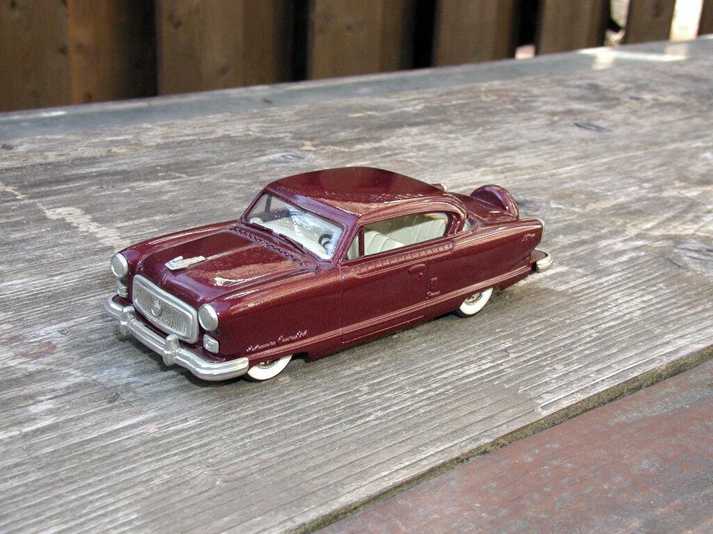 1/43  Nash Ambassador-Hecho a Mano Brooklin BRK 34