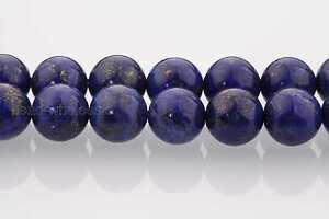 Natural-Lapis-Lazuli-Gemstone-Round-Loose-Spacer-Beads-16-Strand-4-6-8-10-12mm