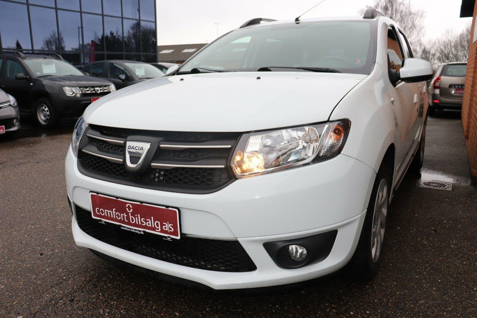 Dacia Logan 1,5 dCi 90 Laureate MCV 5d - 79.900 kr.