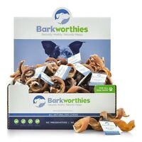 Barkworthies Dog Bully Curly Free Shipping