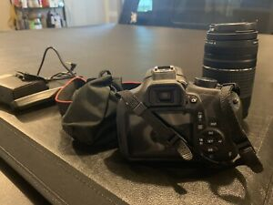 Details about Canon EOS Rebel T5 / EOS 1200D 18 0MP Digital SLR Camera -  Black (Kit w/ EF-S IS