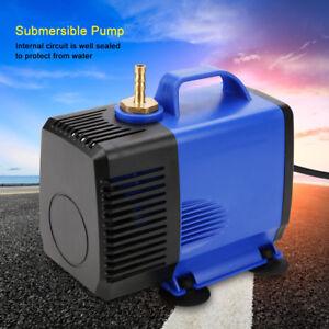 220v 80w 3 5m Elektrik Wasserpumpe Tauchpumpe Fur Cnc