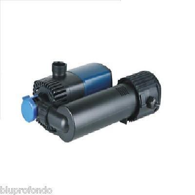 Pompa Acquario Acquari Laghetto Eco 1800 Lt/h Jtp 1800 11w Con Lampada Uvc 9w Sales Of Quality Assurance Pumps (water)
