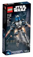 LEGO 75107-STAR WARS-Jango Fett mit Jetpack-Episode II - Angriff der Klonkrieger