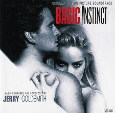 Jerry Goldsmith CD Basic Instinct (Original Motion Picture Soundtrack) - Germany