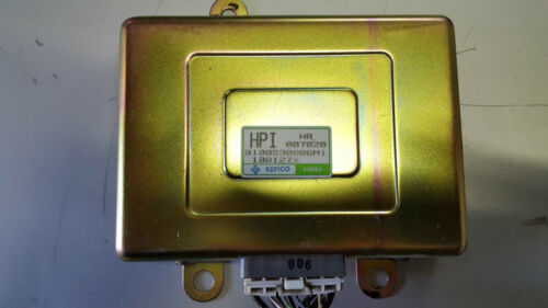 HYUNDAI GALLOPER II 2,5 td moteur taxe périphérique HPI hr807020 s/'adapte bj:1998-2004