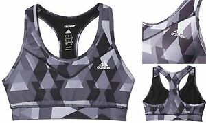 Adidas-Ladies-Triax-Print-Sports-Bra-Running-Yoga-Gym-RRP-45-ALL-SIZES