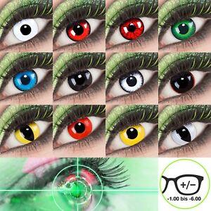 farbige kontaktlinsen mit st rke funnylens meralens. Black Bedroom Furniture Sets. Home Design Ideas