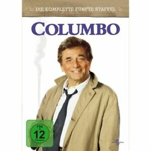 Columbo-Staffel-Season-5-DVD-Peter-Falk