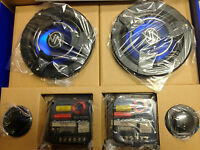 Lightning Audio S2.525c Component 5-1/4 Speakers - 5.25 (1 Pair)