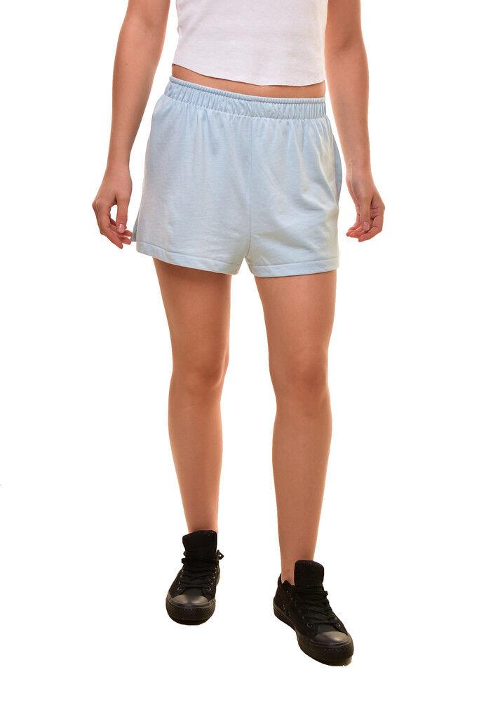 Wildfox Women's Starbright golden WRT086 98W Shorts bluee Skies M RRP  BCF810