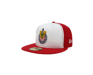 New Era 59fifty Cap Chivas De Guadalajara Mexican Soccer