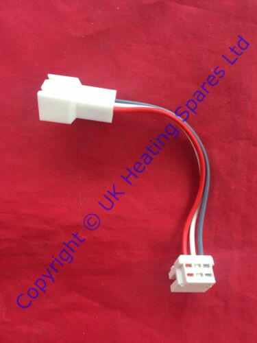 Heatline SOLARIS 24PC /& 30PC CALDAIA Cavo Adattatore per sensore di flusso 3003201489