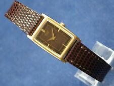 Vintage Seiko Quartz Ladies Watch 2C20-5830 Circa 1979 New Old Stock NOS