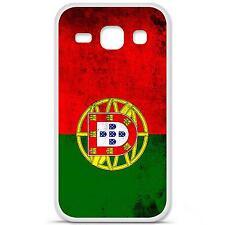 Coque housse étui tpu gel motif drapeau Portugal Samsung Galaxy Core plus