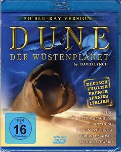 Dune-2D-and-3D-Blu-Ray-Edition-new-and-sealed-David-Lynch-Sting