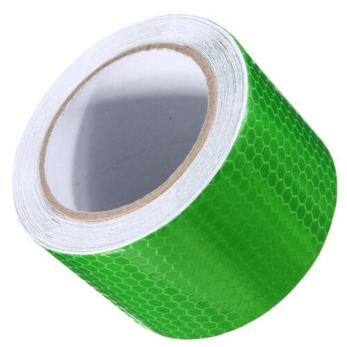 25mm,50mm /& 100mm * 1m,2m,2.5m,3m,4m /& 5m Green High Intensity Reflective Tape