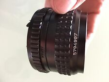 Pentax 24mm f/2.8 A K-mount wide angle , SMC lens