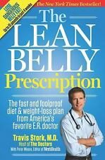 THE LEAN BELLY PRESCRIPTION Fast Foolproof Diet Weight-Loss TRAVIS STORK book
