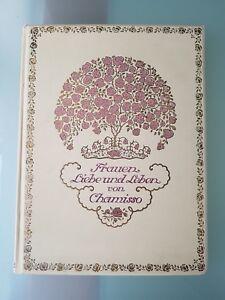 """Nouveau libro 1910 """"Donne Amore e Vita"""" Chamisso-F. PICCOLO-Chevalier"""