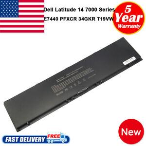 3-Cell-E7420-E7440-E7450-Battery-Latitude-Ultrabook-7000-PFXCR-F38HT-for-Dell-PC