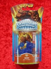 Bash Blau Skylanders Spyros Adventure Figur, Blue limited Edition, OVP-Neu