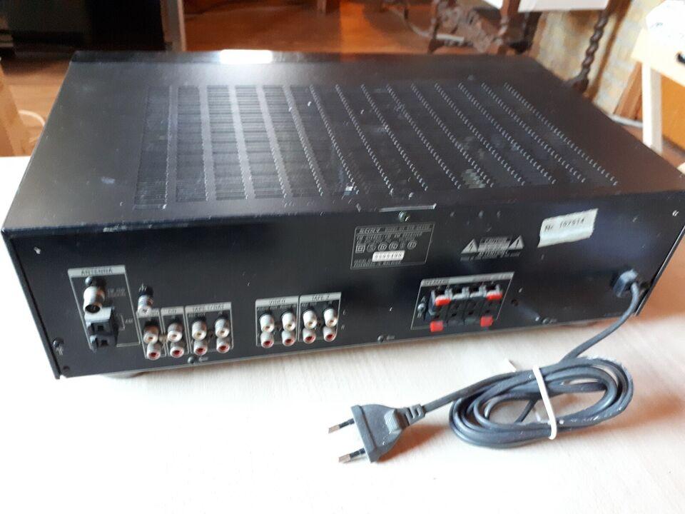 Forforstærker, Sony, STR-GX290