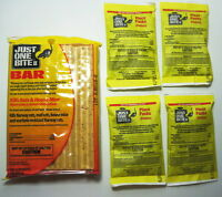 Just One Bite Ii Bar & 4 No Touch Place Pellet Packs Rat + Mice Poison 2017