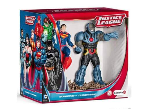 Scenery Pack Superman vs Darkseid Serie Fantasy Schleich 22509
