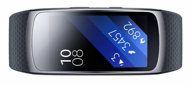 SAMSUNG Gear Fit 2 R360 Small Black