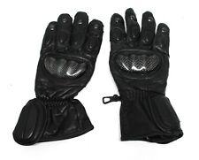 Damascus ATX65 Series Lightweight Unlined Hybrid Black Duty Gloves Size S-2XL