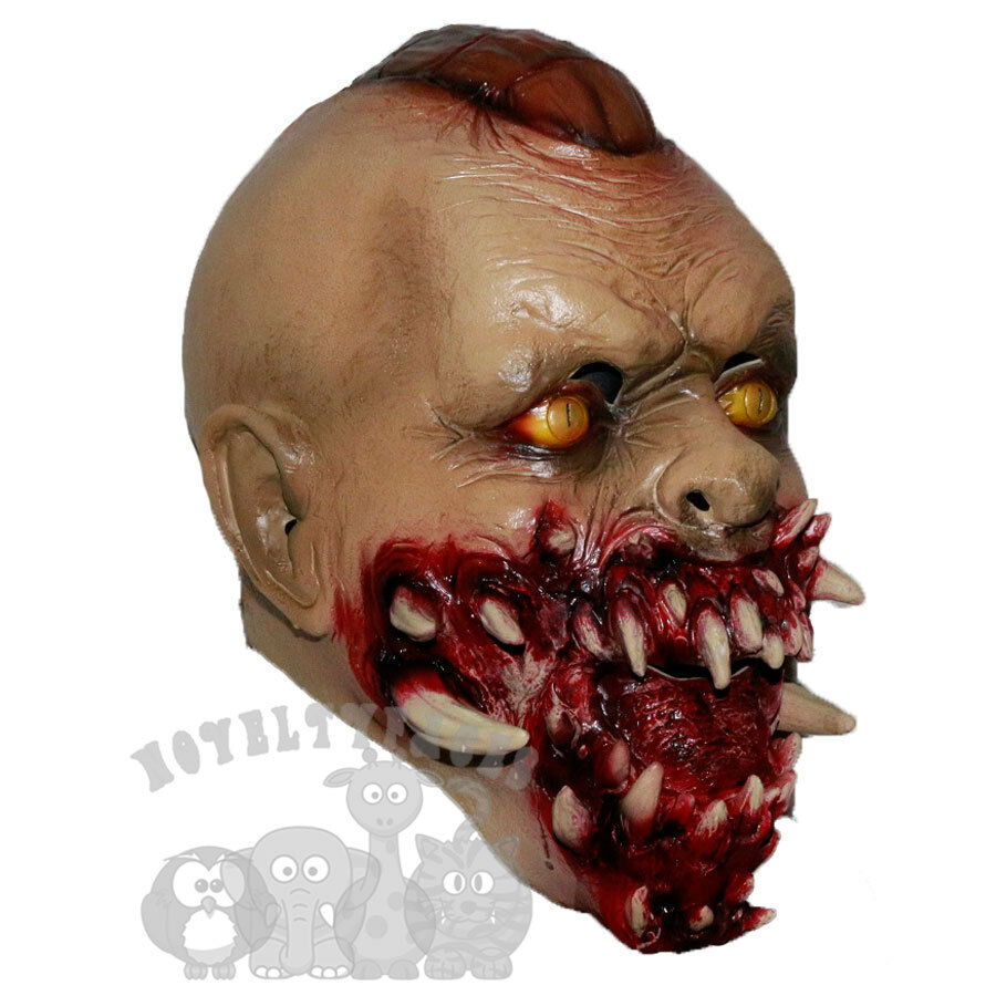 Halloween Horror Gruesome Vampire Demon Creature Beast