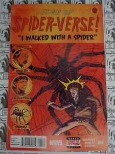Edge-of-Spider-Verse-2014-Marvel-4-1st-Print-Spider-Man-Chapman-NM