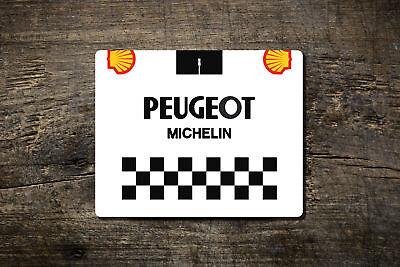 Coraggioso Peugeot Retrò Jersey-tappetino Mouse-bike Ninja Ciclismo Su Strada In Stile Retrò- Eccellente Nell'Effetto Cuscino