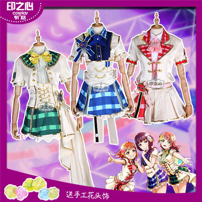 SIF Love Live Sunshine Muses all stars school idol festival Cosplay Costumes