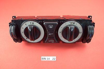 SLK320 2001-2004 1708300885,Mercedes Climate Control Panel R170 Chassis SLK230