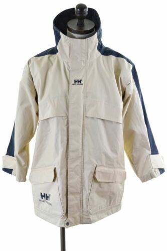 Nylon 36 Beige Ip65 Hansen Jacket Helly Taglia Small Mens Rain 80OX1w