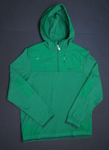 "BOSS GREEN by HUGO BOSS /""Selino/"" Cotton Hooded Sweat Shirts NEW NWT"