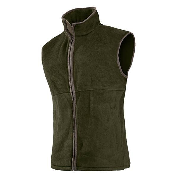 Baleno SALLY Ladies Fleece Gilet - Green Khaki (Hunting Country Pursuits)