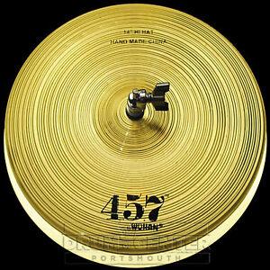 """Video Demo Wuhan 457 Splash Cymbal 12/"""""""
