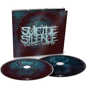 Suicide-Silence-You-Can-039-T-Stop-Me-2014-Limitee-CD-DVD-Album-Neuf-Scelle