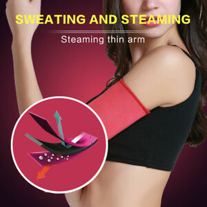 bf0a329607 Neoprene Arm Sleeve Weight Loss Fat Buster Off Cellulite Slimming ...