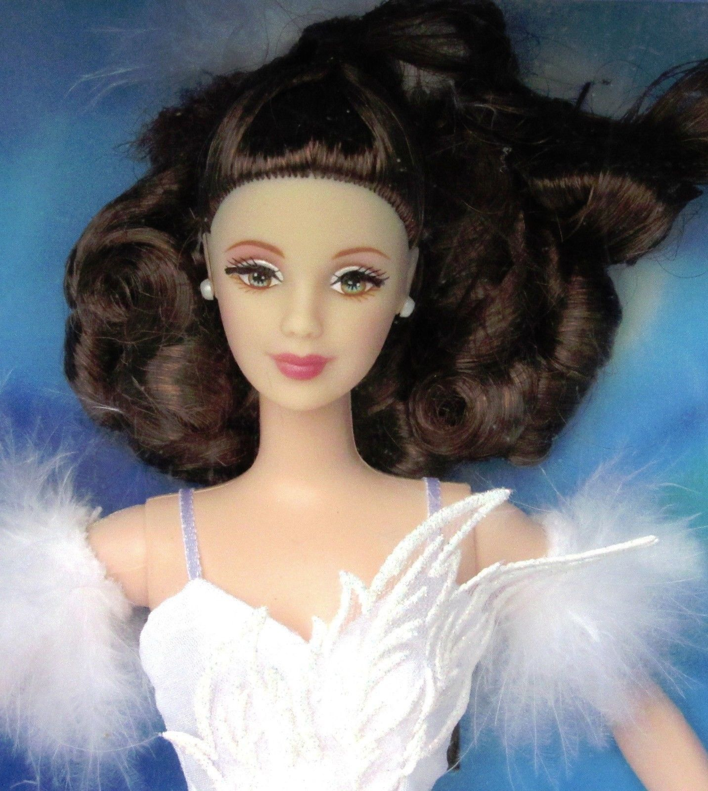 @-BARBIE SWAN SCHWANENSEE CLASSIC BALLET COLLECTION PUPPE SWAN LAKE/NRFB/OVP