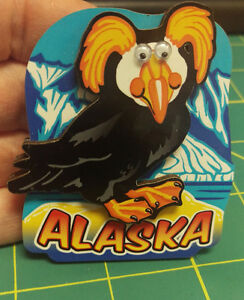 Alaska-Magnet-Horned-Puffin-with-googly-eyes-2-layered-magnet-Wood
