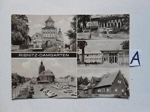Carte Postale Vue Carte Saxe. Rubnitz-damgarten-z-damgarten Fr-fr Afficher Le Titre D'origine Forme éLéGante
