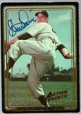 Dodgers Clem Labine (d.07) Signed Autograph 1992 Action Packed Card #59 JSA -F5