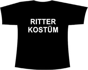 Ritterkostuem-Clown-T-Shirt-Kostuem-Fastnacht-Fasching-Karneval-Verkleidet-u-a