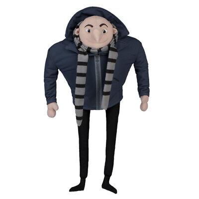 "Universal Studios Despicable Me Minion 10/"" Margo Plush Toy Genuine with tag"
