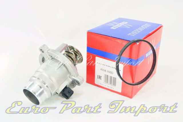 BMW ENGINE COOLING COOLANT THERMOSTAT WAHLER OEM Quality 11537502779