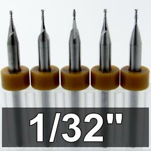 5-1-32-034-0-80mm-2-FLUTE-CARBIDE-ENDMILLS-110-034-LOC-Made-in-USA-Kyocera